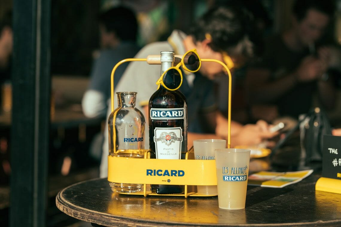 Shooting photo événementiel - Ricard