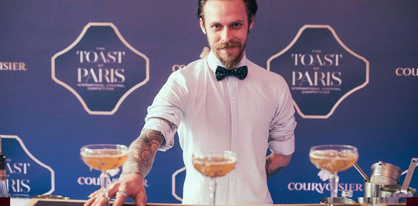 Image du cas client Toast of Paris – Courvoisier