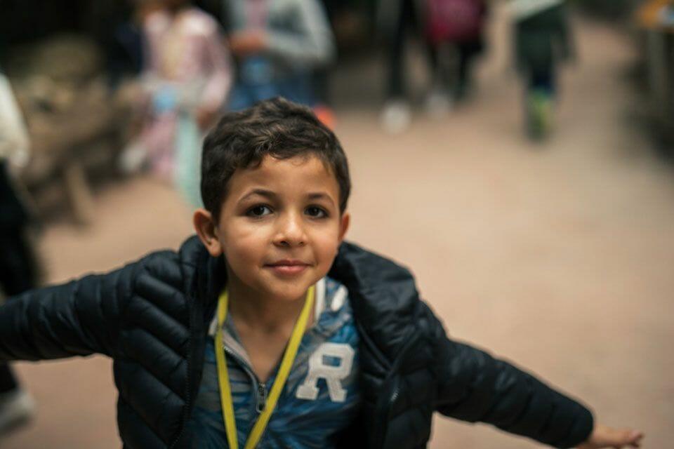 Reportage association Enfants de la Terre