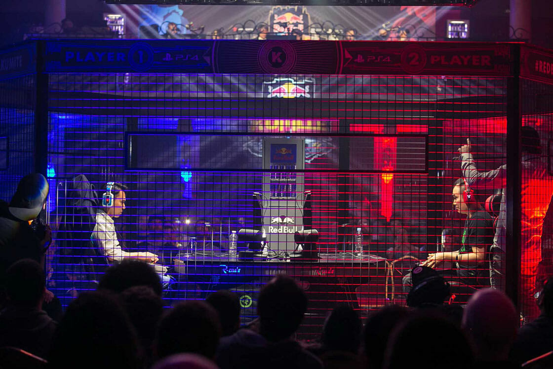 Photos événementiel - Red Bull Kumite