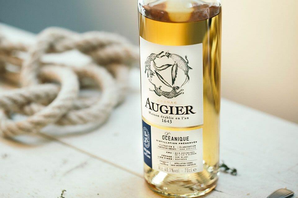 photos produit augier cognac