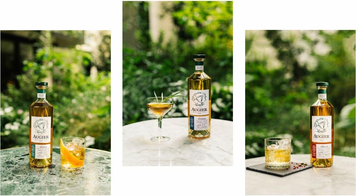 shooting mixologie cognac augier